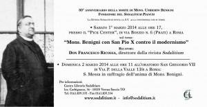 Benigni-conf2014