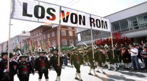 Los von Rom  Tirolo