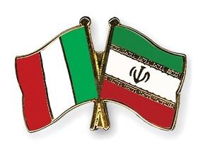 BANDIERA ITALICA E IRANIANA