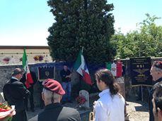 cimitero di Montemezzo con don Floriano