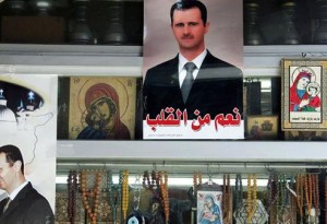 Assad Christians11