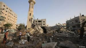 BOMBARDAMENTI SU GAZA2
