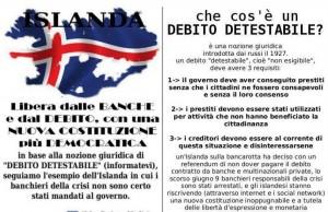 DEBITO DETESTABILE