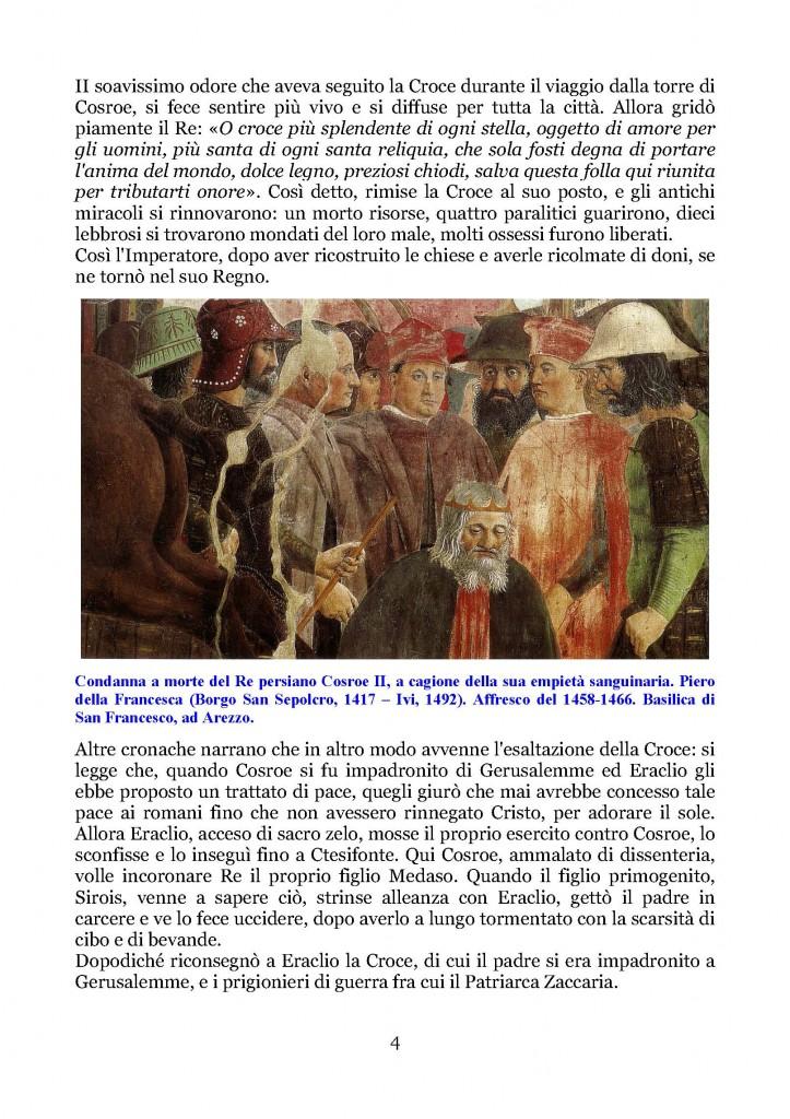 Esaltazione della Santa Croce  Legenda Aurea del Beato Jacopo da Varagine_Pagina_04