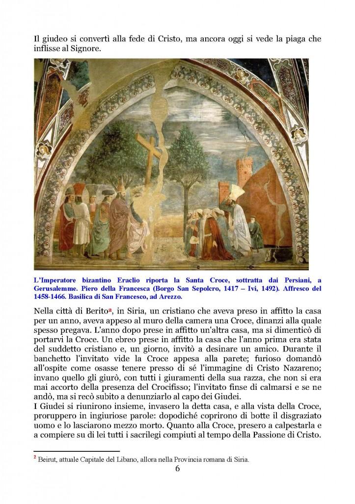 Esaltazione della Santa Croce  Legenda Aurea del Beato Jacopo da Varagine_Pagina_06