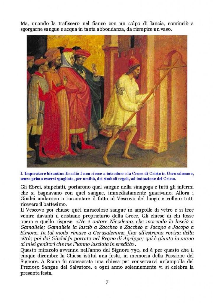 Esaltazione della Santa Croce  Legenda Aurea del Beato Jacopo da Varagine_Pagina_07