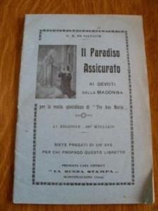 PARADISO ASSICURATO