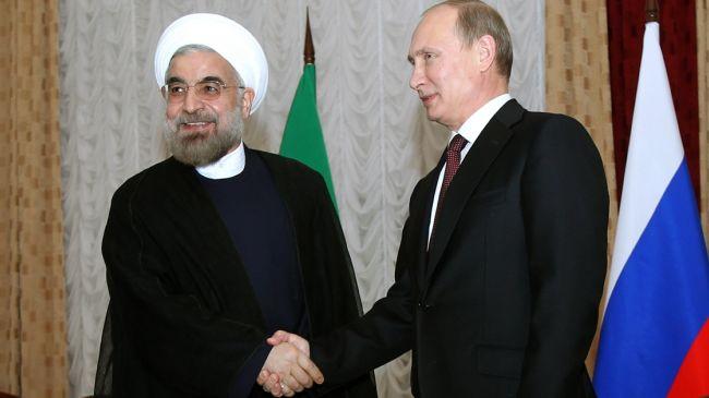 PUTIN CON IRAN