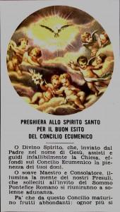 Preghiera per il buon esito del concilio vaticano II 1 (1)