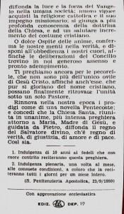 Preghiera per il buon esito del concilio vaticano II 2