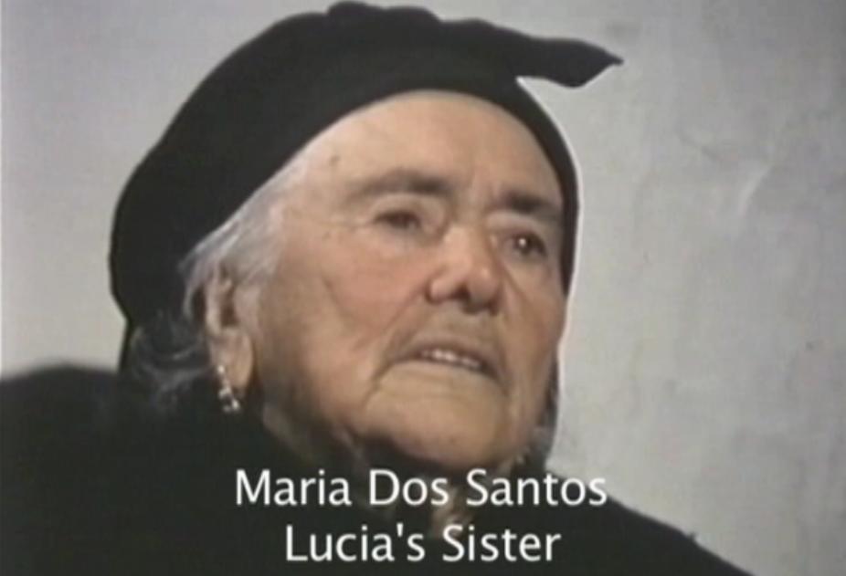 lucias-sister-maria-dos-santos