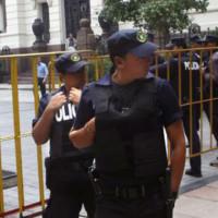 POLICIA URUGUAGIA