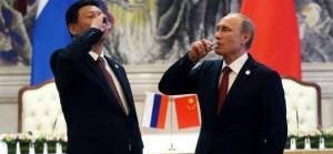 cina russia