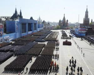 parata russa