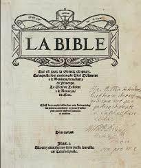 BIBBIA DI OLIVETANO