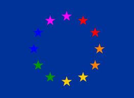 BANDIERA EUROPA GAY