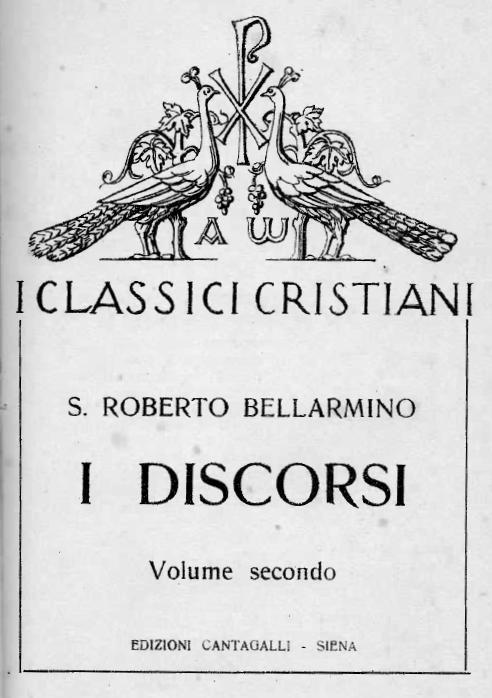 I CLASSICI CRISTIANI