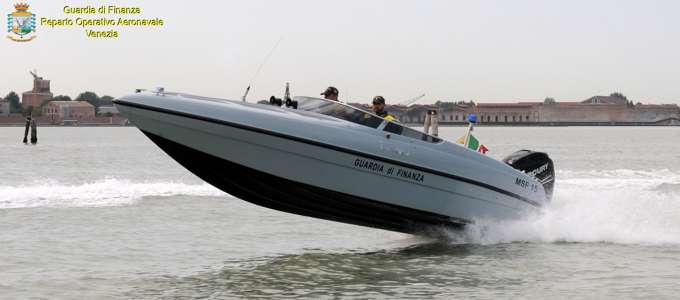 guardia di finanza reparto navale venezia-2