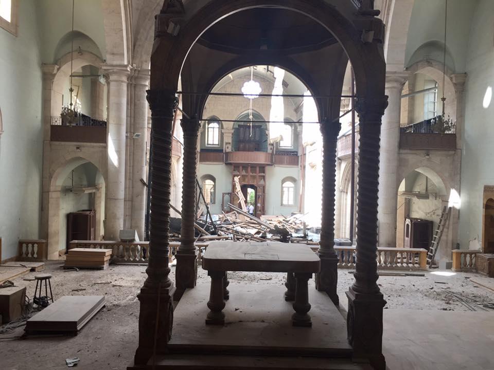 Aleppo Cattedrale S Elia dei Maroniti 3