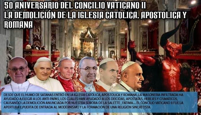 Papas conciliares