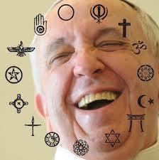 bergoglio ecumenista