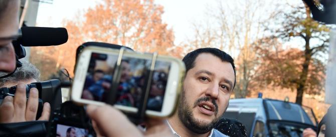 Natale: Salvini, chi lo nega ai bimbi è peggio dell'Isis