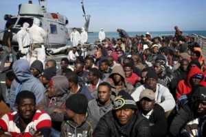 Italy  official calls for exit strategy on migrant boat patrols