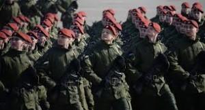 guardia nazionale russa
