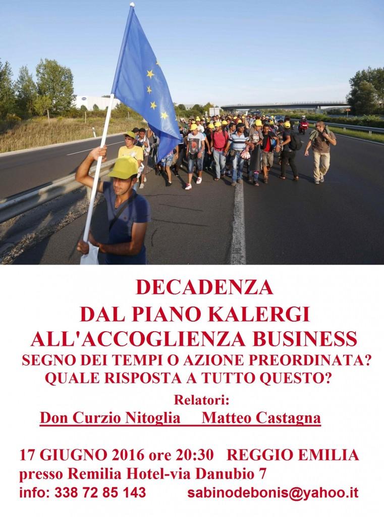 Ungheria, la marcia dei profughi: a piedi da Budapest a Vienna