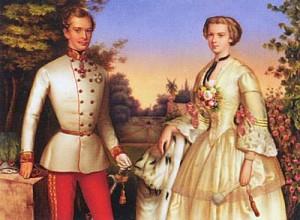 Matrimonio di Francesco Giuseppe