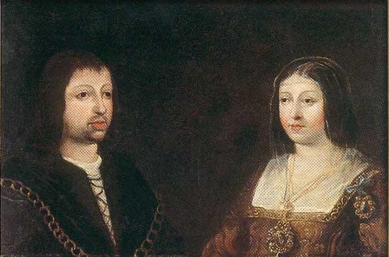 Don Fernando e donna Isabella