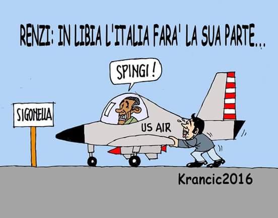 LIBIA VS ITALY