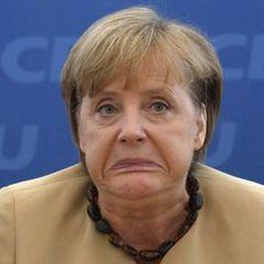 Merkel_triste