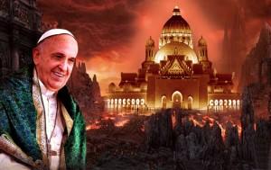 BERGOGLIO-ECUMENISMO Massoneria Chiesa 567 Rr contr liv