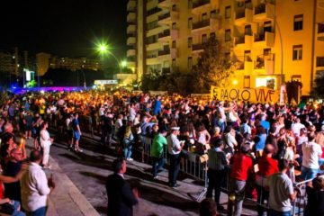 In migliaia a Palermo alla fiaccolata per Borsellino
